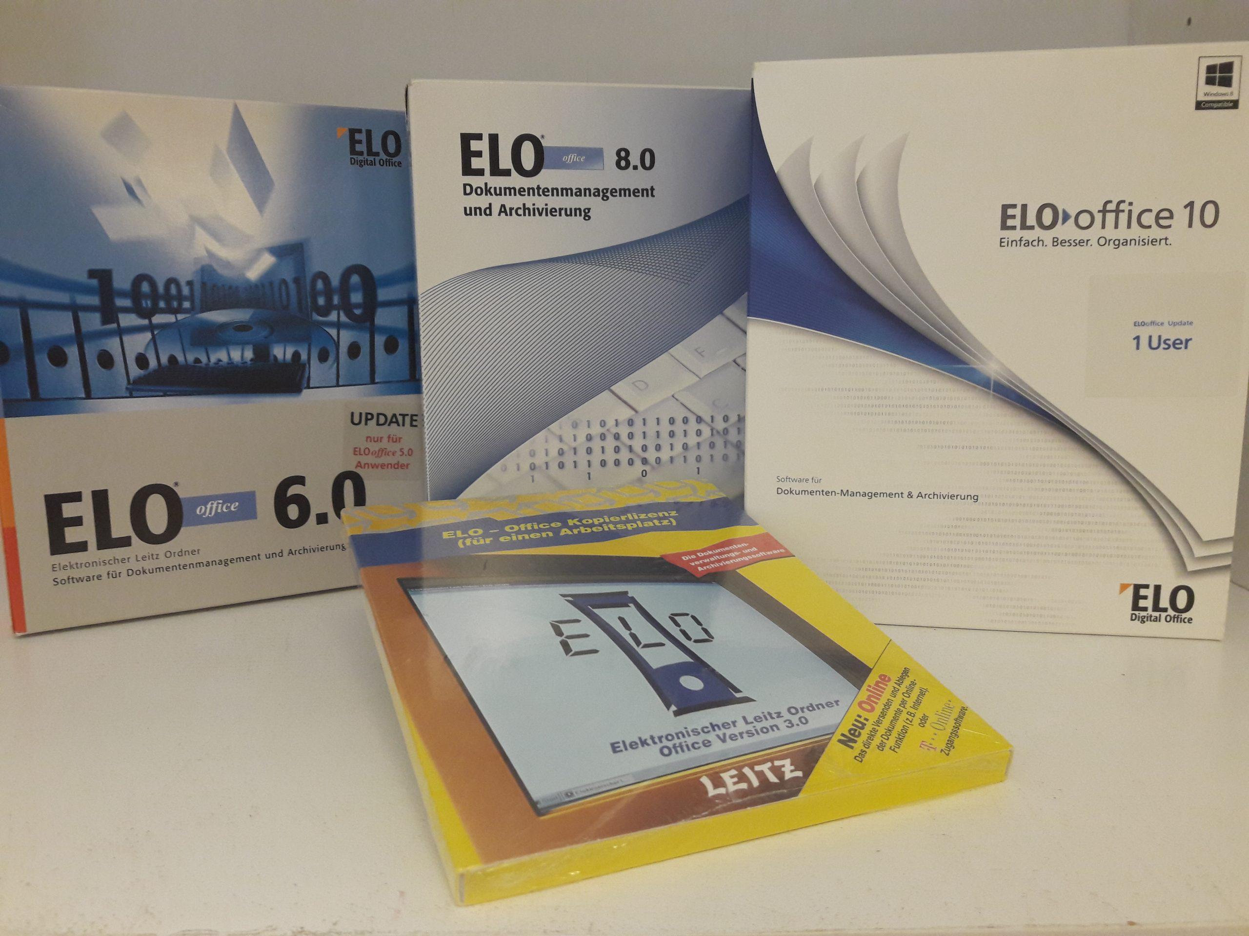 Alte ELOoffice-Versionen